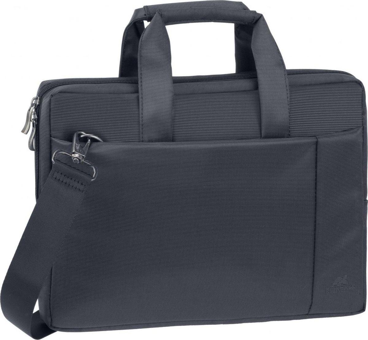 RivaCase 8221, Black сумка для ноутбука 13,3