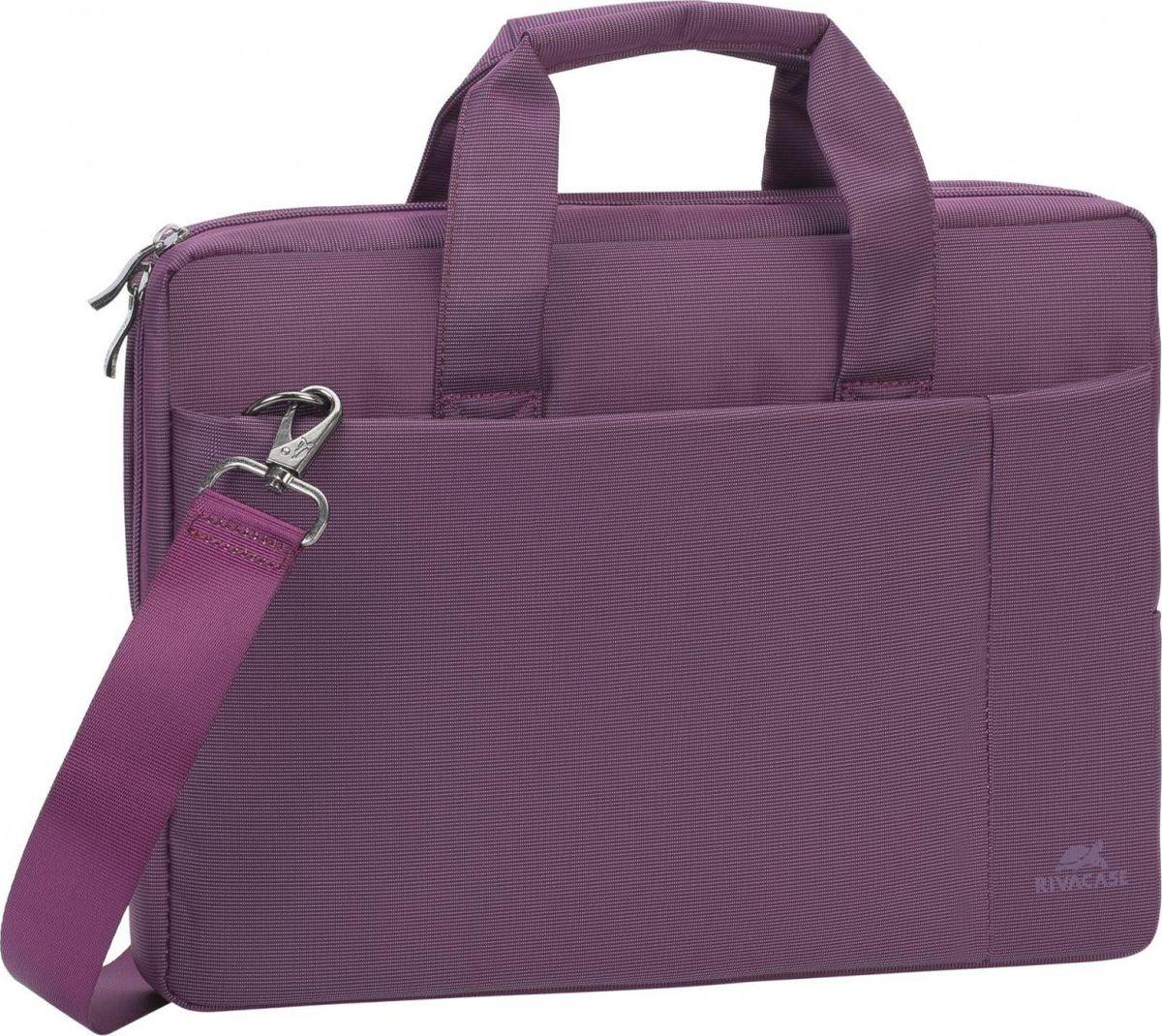 "RivaCase 8221, Purple сумка для ноутбука 13,3"""