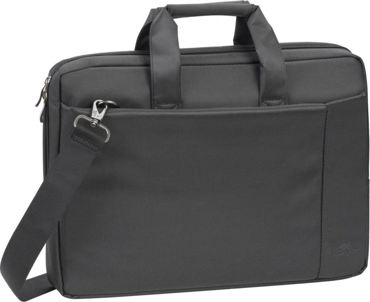 RivaCase 8231, Black сумка для ноутбука 15,6
