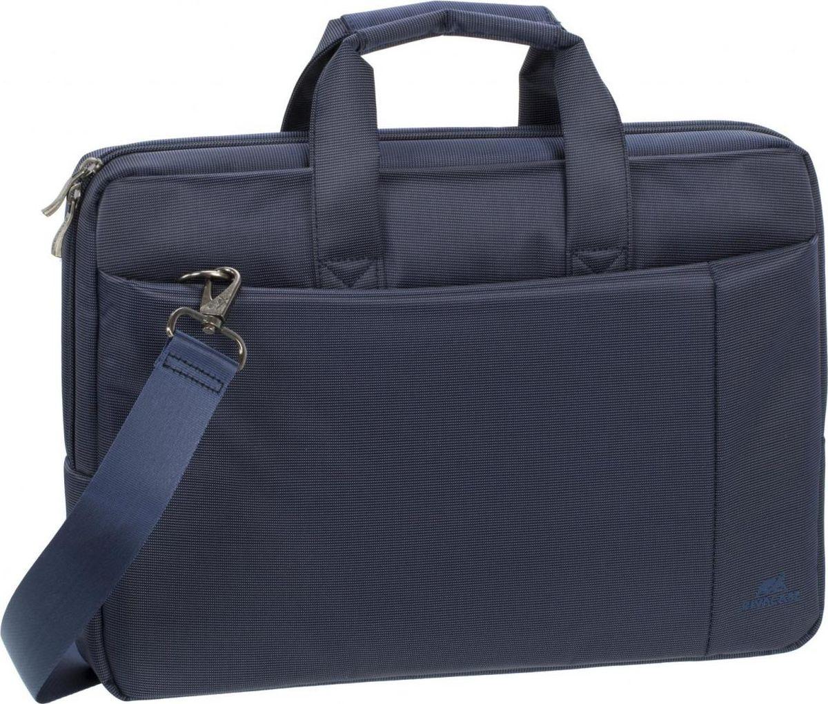 RivaCase 8231, Blue сумка для ноутбука 15,6