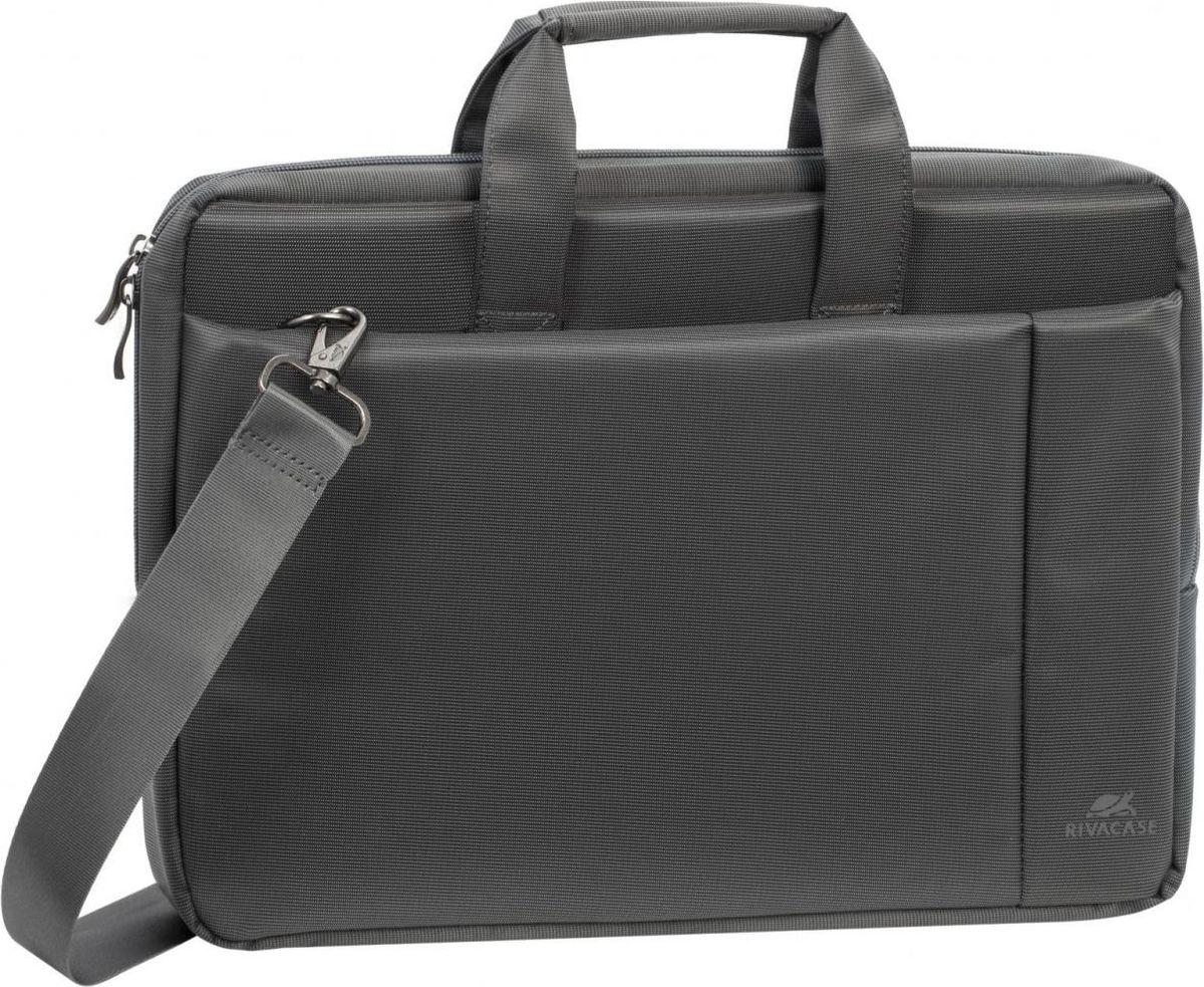 RivaCase 8231, Grey сумка для ноутбука 15,6