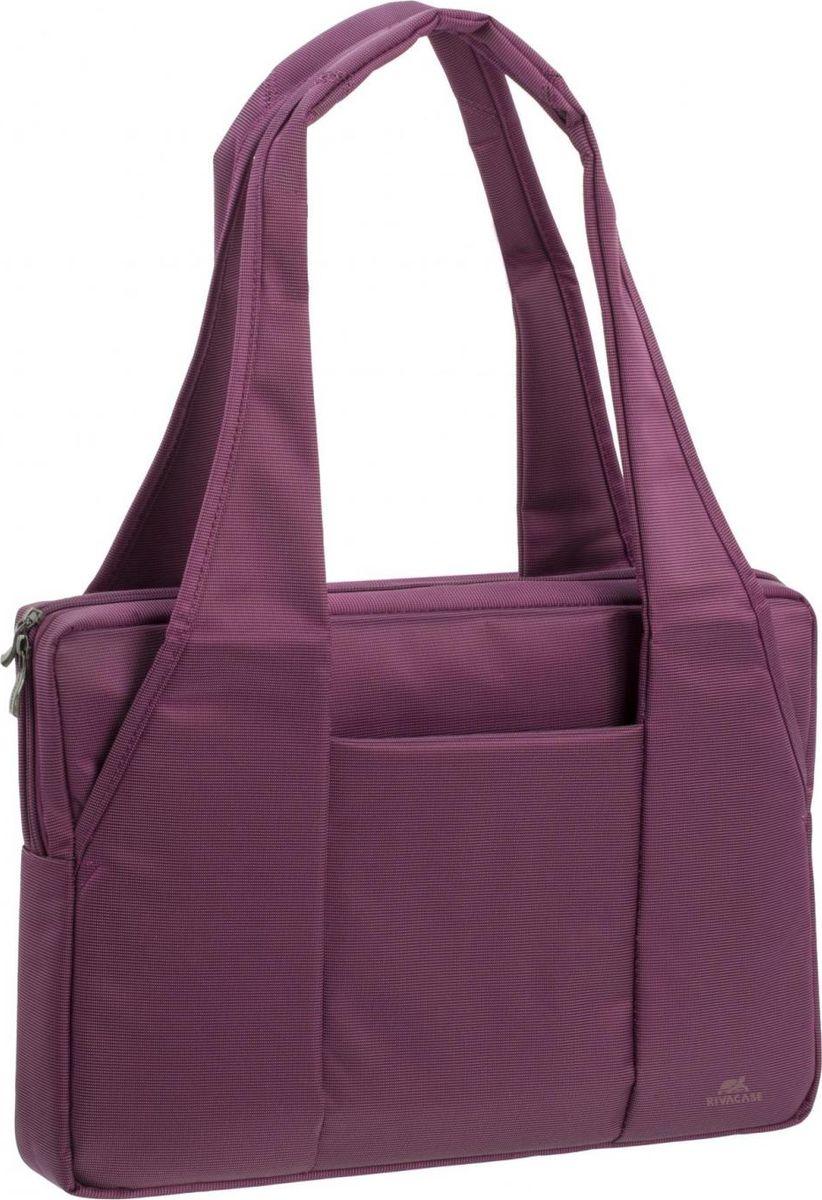 "RivaCase 8291, Purple сумка для ноутбука 15,6"""