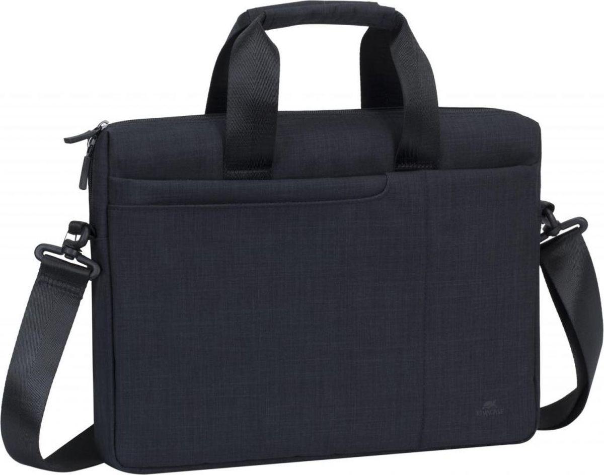 RivaCase 8325, Black сумка для ноутбука 13,3