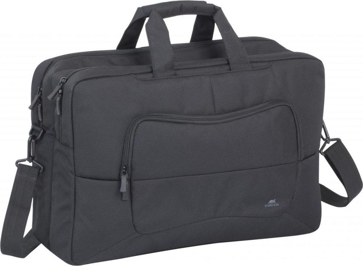 RivaCase 8455, Black сумка для ноутбука 17.3