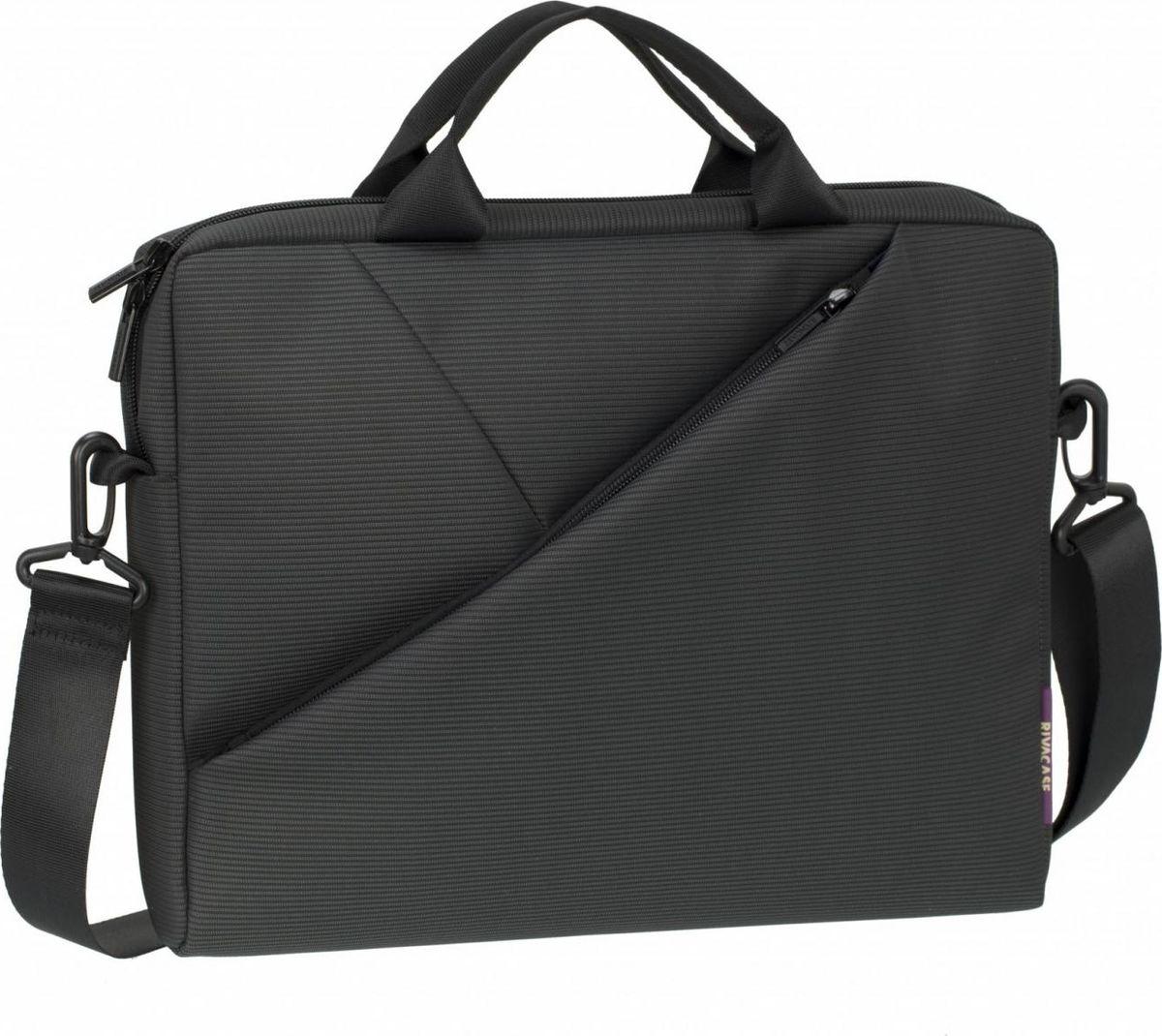 RivaCase 8730, Grey сумка для ноутбука 15,6 аксессуар сумка 15 6 rivacase 8730 grey