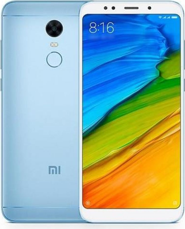 Xiaomi Redmi 5 Plus (32GB), Blue501434Xiaomi Redmi 5 Plus - мощный смартфон, который выпускается в размере экрана - 5,99. На большом экране высокой четкости удобно смотреть фильмы, сериалы и играть в ваши любимые игры. Восхитительные селфи. Множество бьюти-фильтров. В Xiaomi это называют - красота в режиме реального времени. Без косметики. Поймайтенужный ракурс, нажмите на кнопку и поделитесь с друзьями!Камера 12 Мп. Невероятное качество снимков. Трудно поверить, что эти фотографии сделаны на камеру смартфона.В Xiaomi Redmi 5 Plus вы можете пользовать 2 SIM-картами одновременно с microSD-картой для хранения фотографий и приложений. Телефон сертифицирован EAC и имеет русифицированный интерфейс меню и Руководство пользователя.