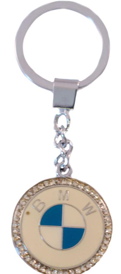 Брелок YusliQ, цвет: серебристый. b1806МеталлОригинальный дизайнерский брелок YusliQ выполнен из оцинкованного металла и оформлен стразами.Такой брелок - отличный подарок для ценителей необычных украшений!