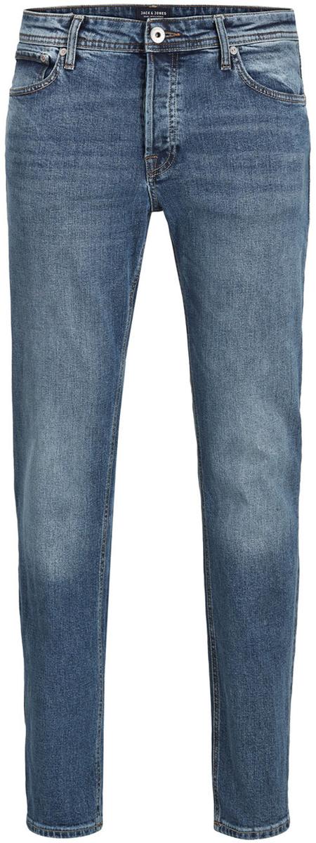 Купить Джинсы мужские Jack & Jones, цвет: синий. 12132873_Blue Denim. Размер 38-34 (52-34)