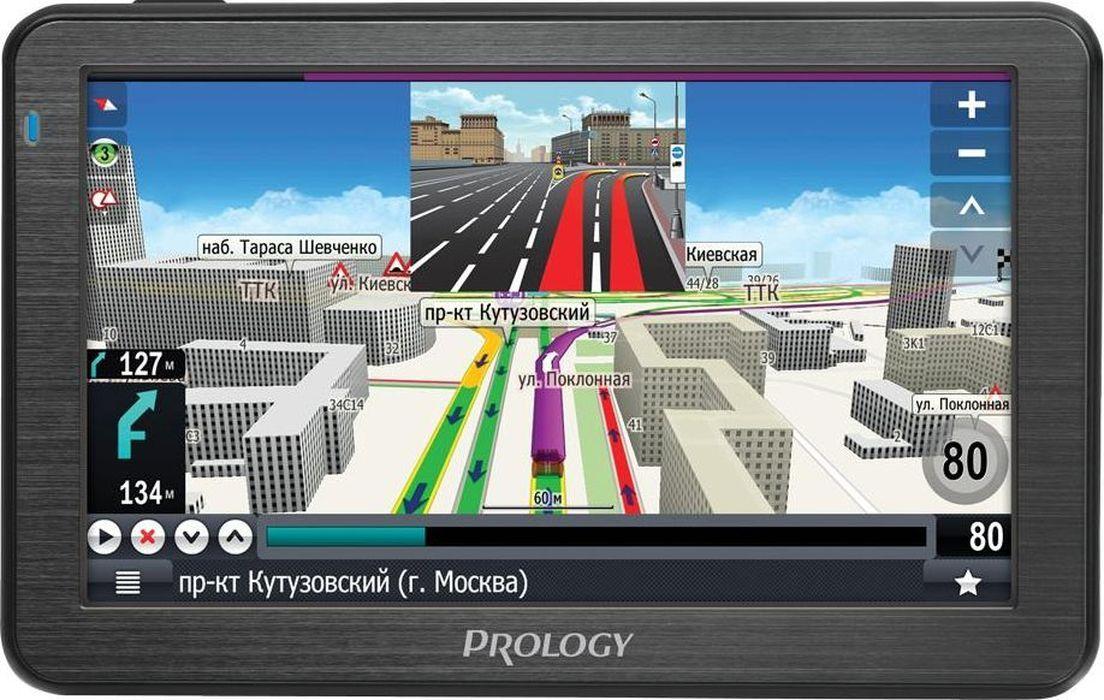 Prology iMAP-A540, Black автомобильный навигатор