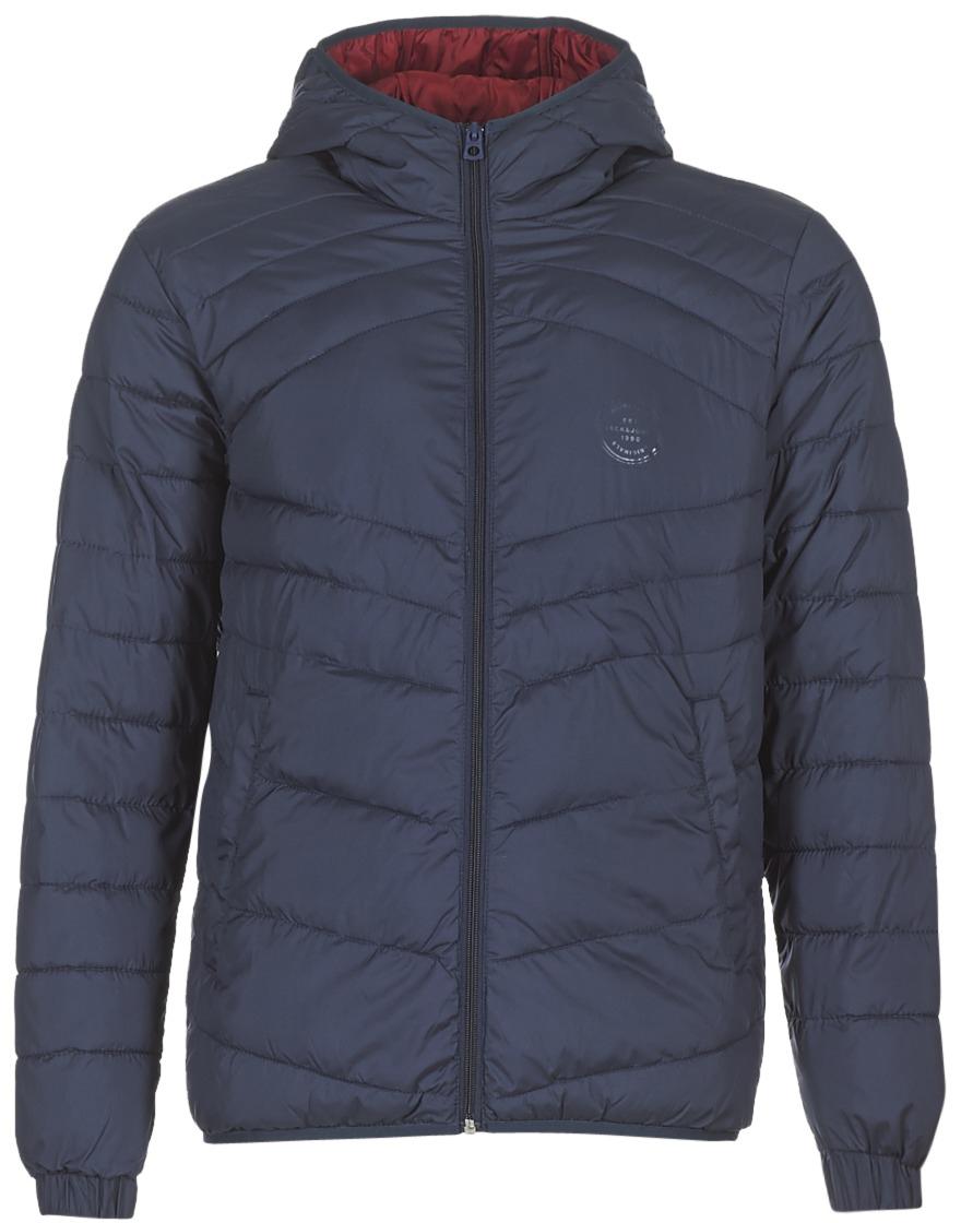 Куртка мужская Jack & Jones, цвет: серый. 12130623_Griffin. Размер M (48) куртка утепленная nike m nsw synthetic hd jkt 810856 677