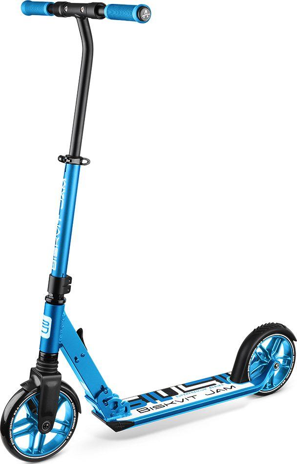 Самокат городской Biskvit Jam Superpremium 1, цвет: синий диски литые тайота каролла