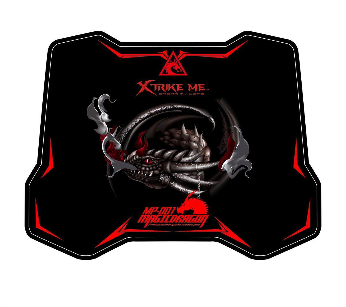 Xtrike Me MP-001 игровой коврик для мыши литой диск xtrike x 106 6 5x15 5x114 3 d67 1 et38 hs