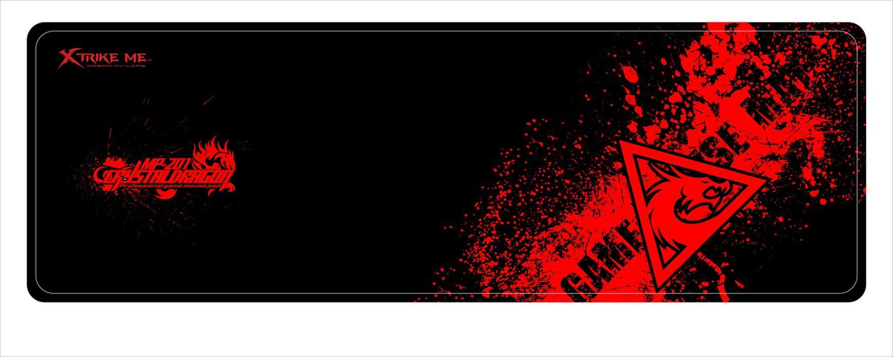Xtrike Me MP-201 игровой коврик для мыши литой диск xtrike x 106 6 5x15 5x114 3 d67 1 et38 hs