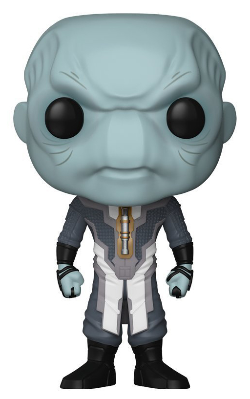 Funko POP! Bobble Фигурка Marvel Avengers Infinity War Ebony Maw 26901 фигурка marvel black panther funko pop black panther warrior falls bobble head 9 5 см