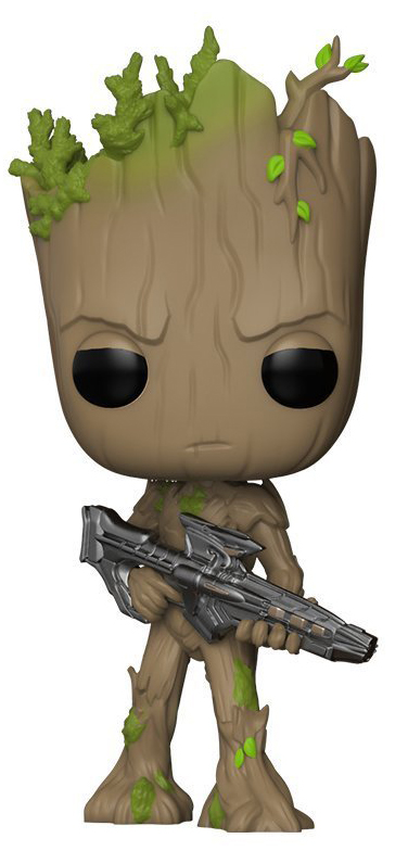 Funko POP! Bobble Фигурка Marvel Avengers Infinity War Groot 26904 1 6 scale avengers age of ultron wanda scarlet witch full set action figure war version for collections
