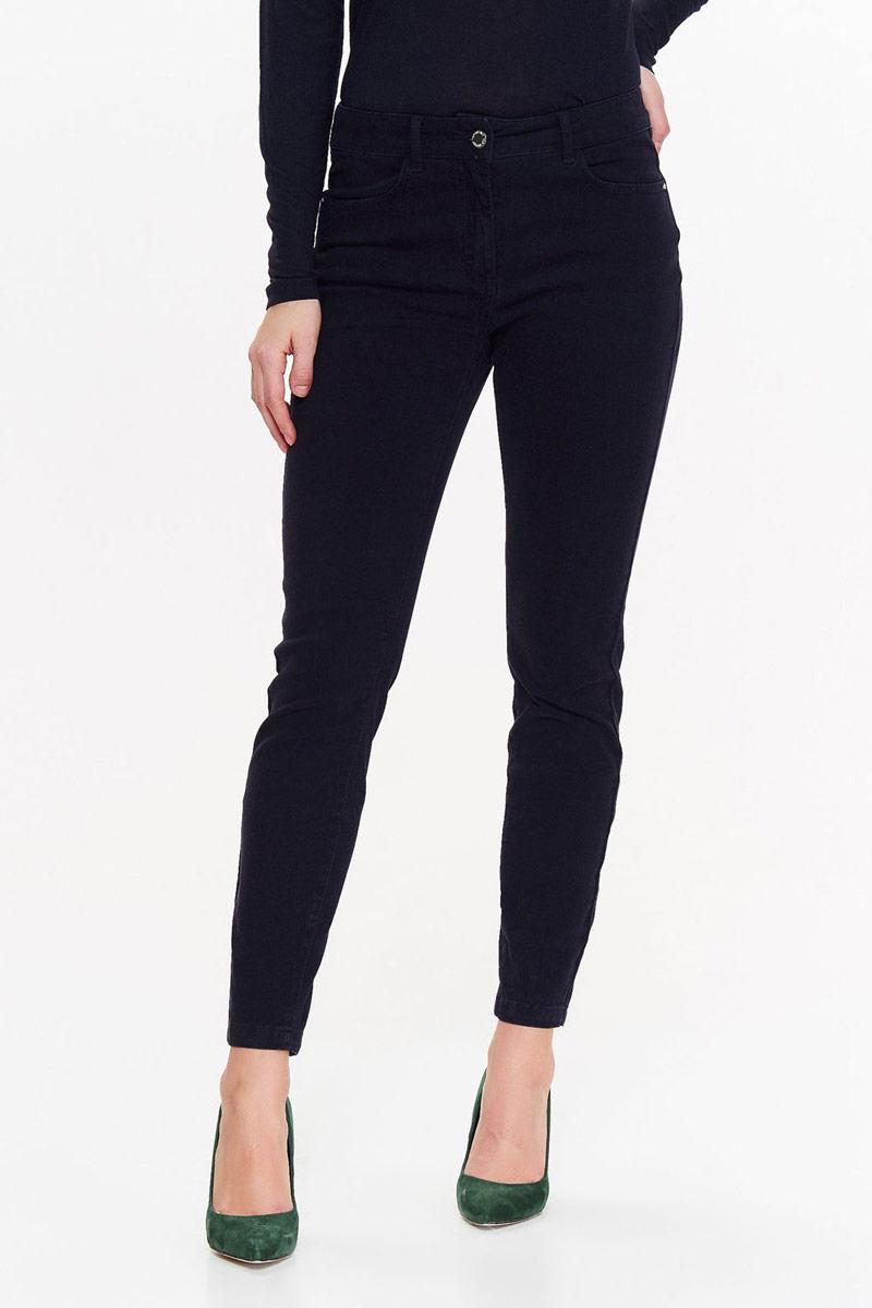 Джинсы женские Top Secret, цвет: темно-синий. SSP2787GR. Размер 36 (44)SSP2787GRСтильные женские джинсы Top Secret - брюки высочайшего качества на каждыйдень, которые прекрасно сидят. Модель изготовлена из высококачественного материала. Застегиваются на пуговицу в поясе и ширинку на застежке-молнии, предусмотрены шлевки для ремня. Эти модные и в тоже время комфортные джинсы послужат отличным дополнением к вашему гардеробу. В них вы всегда будетечувствовать себя уютно и комфортно.