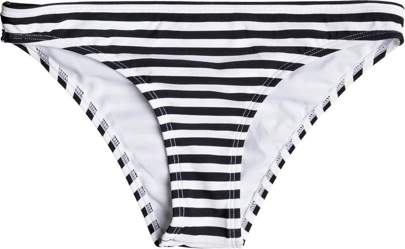 Плавки купальные женские Roxy, цвет: белый, темно-синий. ERJX403559-WBB3. Размер XS (40) мужские купальные плавки desmiit s312 15