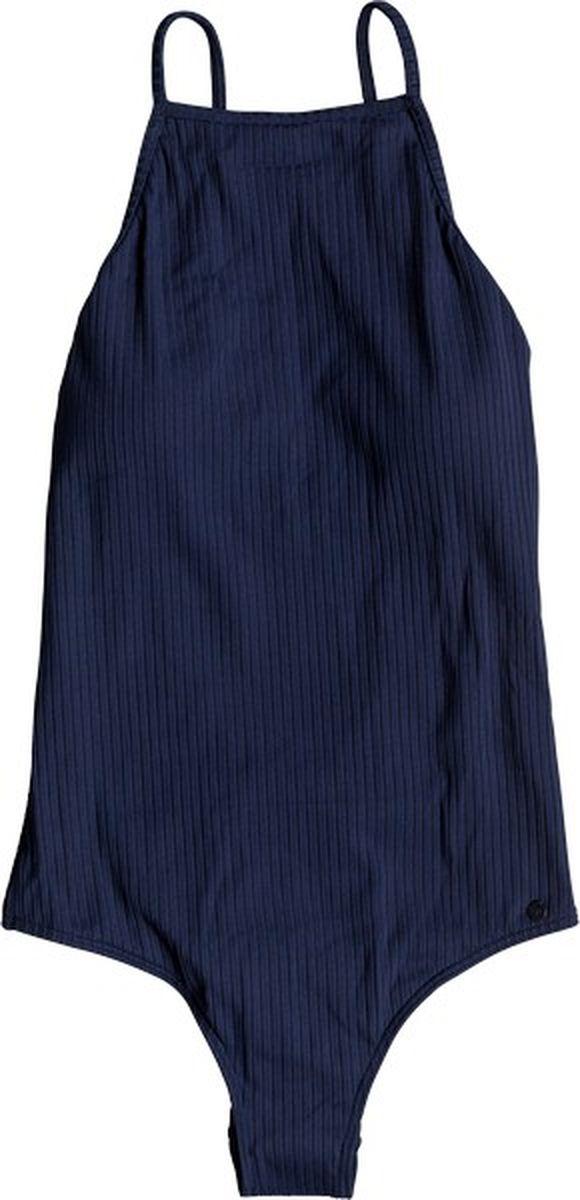 Купальник слитный Roxy, цвет: синий. ERJX103099-BTK0. Размер XS (40) roxy футболка roxy sunset lovers b marshmallow xs