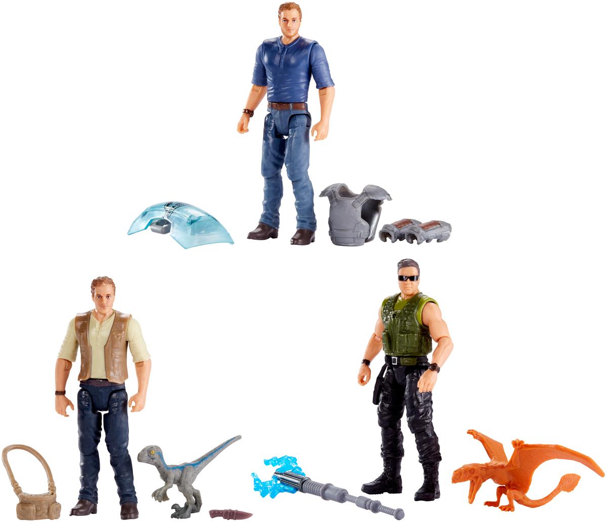 Jurassic World Базовые фигурки героев