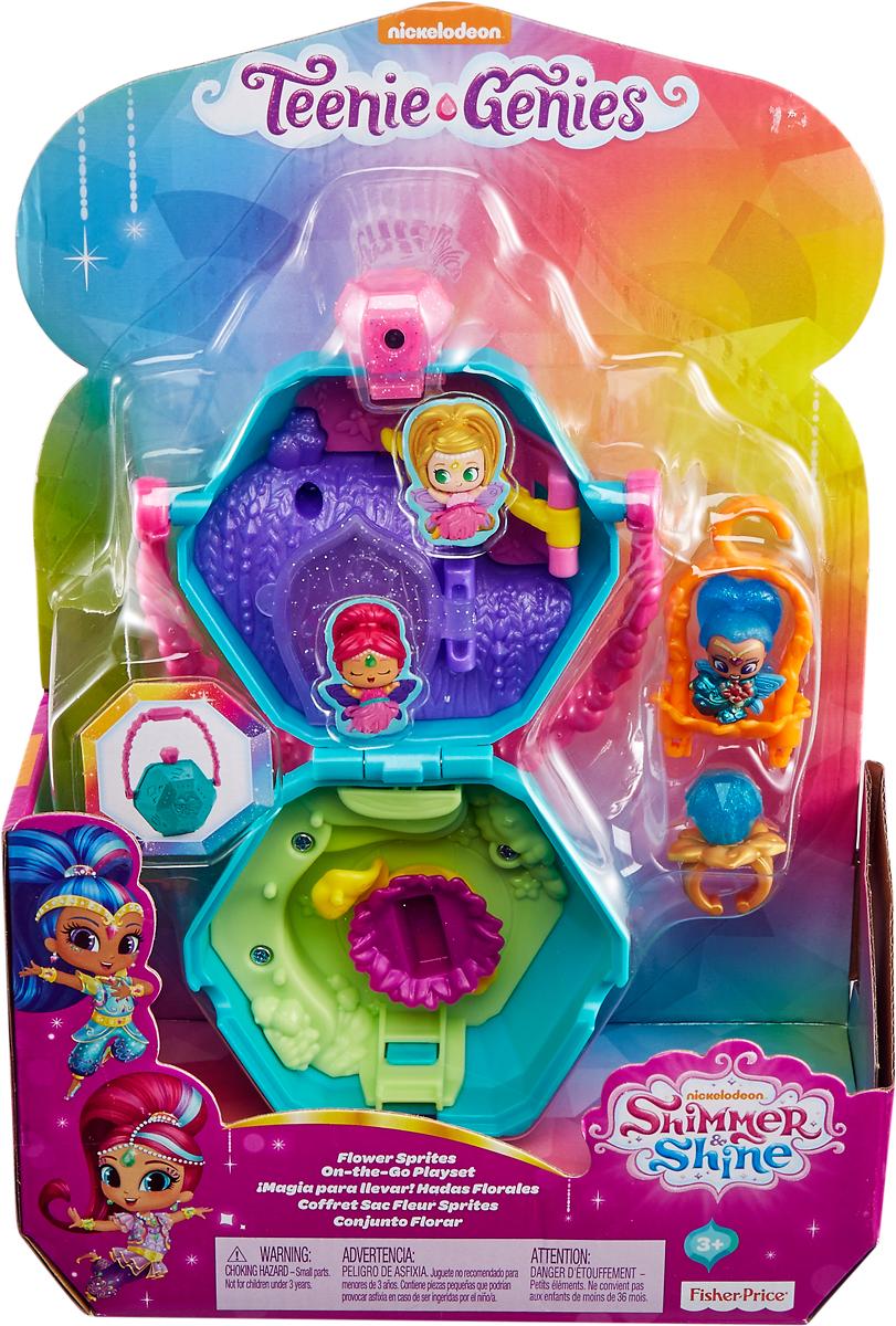 Shimmer & Shine Игровой набор Teenie Genie On the Go - Игровые наборы