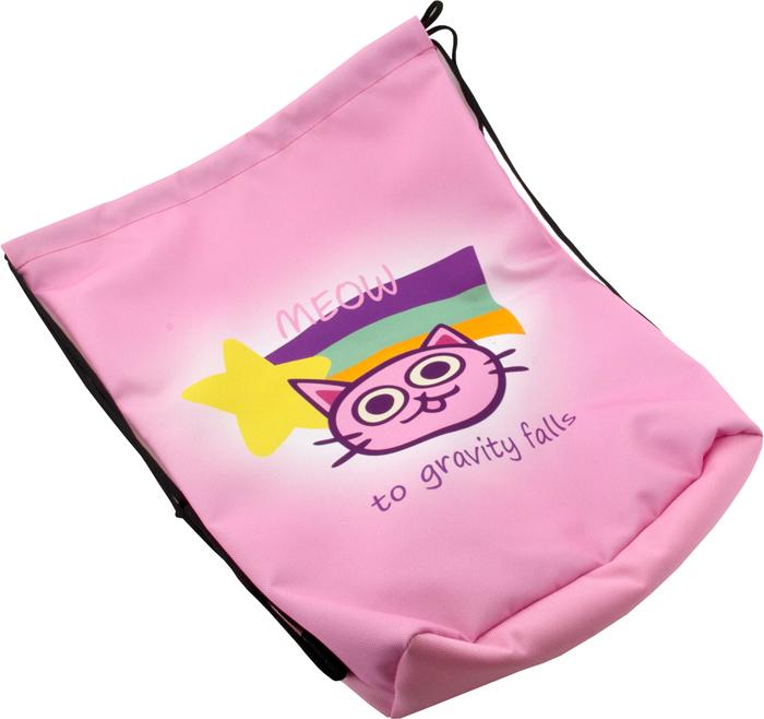Сумка для девочки Elisir, цвет: розовый. DE-GF003-GS0002-000 рюкзак для мальчика elisir цвет черный de dv009 gs0007 000
