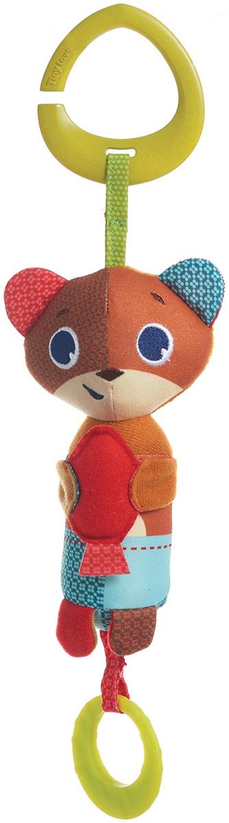 Tiny Love Развивающая игрушка Колокольчик Медвежонок развивающая игрушка tiny love spin ball с 6 мес
