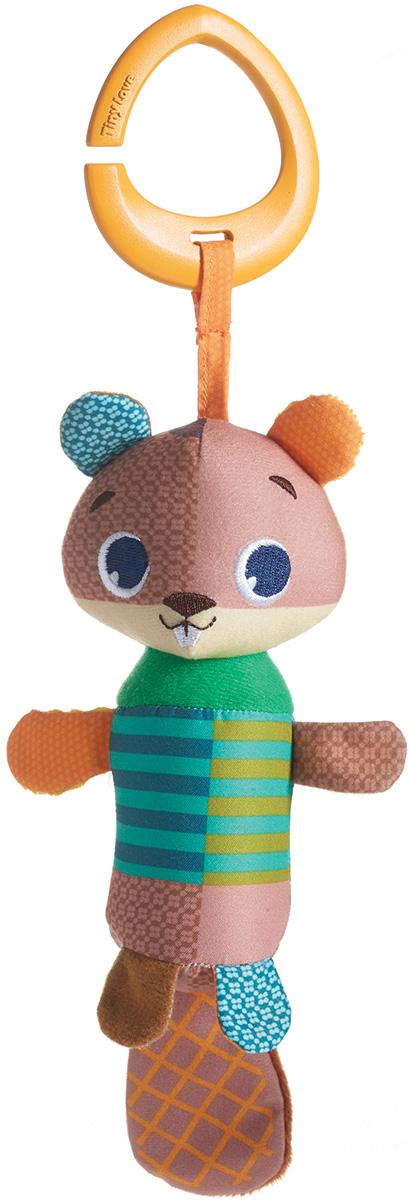 Tiny Love Игрушка-подвеска Колокольчик Бобрик