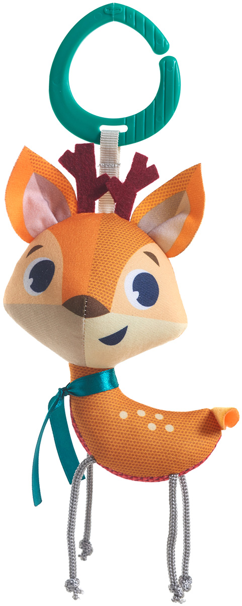 Tiny Love Игрушка-подвеска Олененок игрушка tiny love подвеска божья коровка