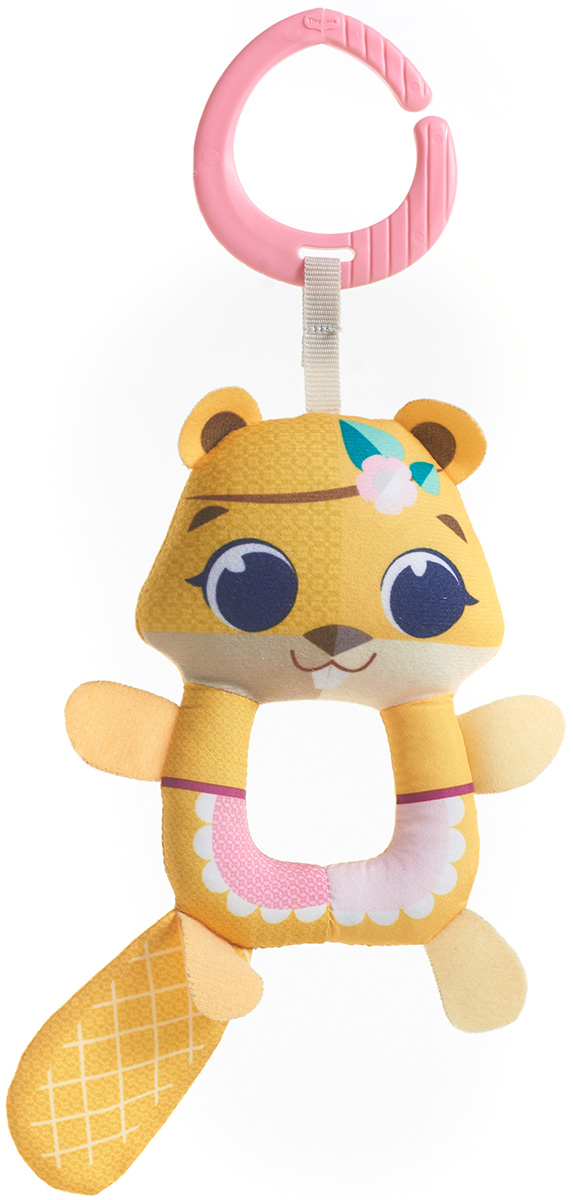 Tiny Love Игрушка-подвеска Принцесса Бобрик погремушки simba букашка прорезыватель