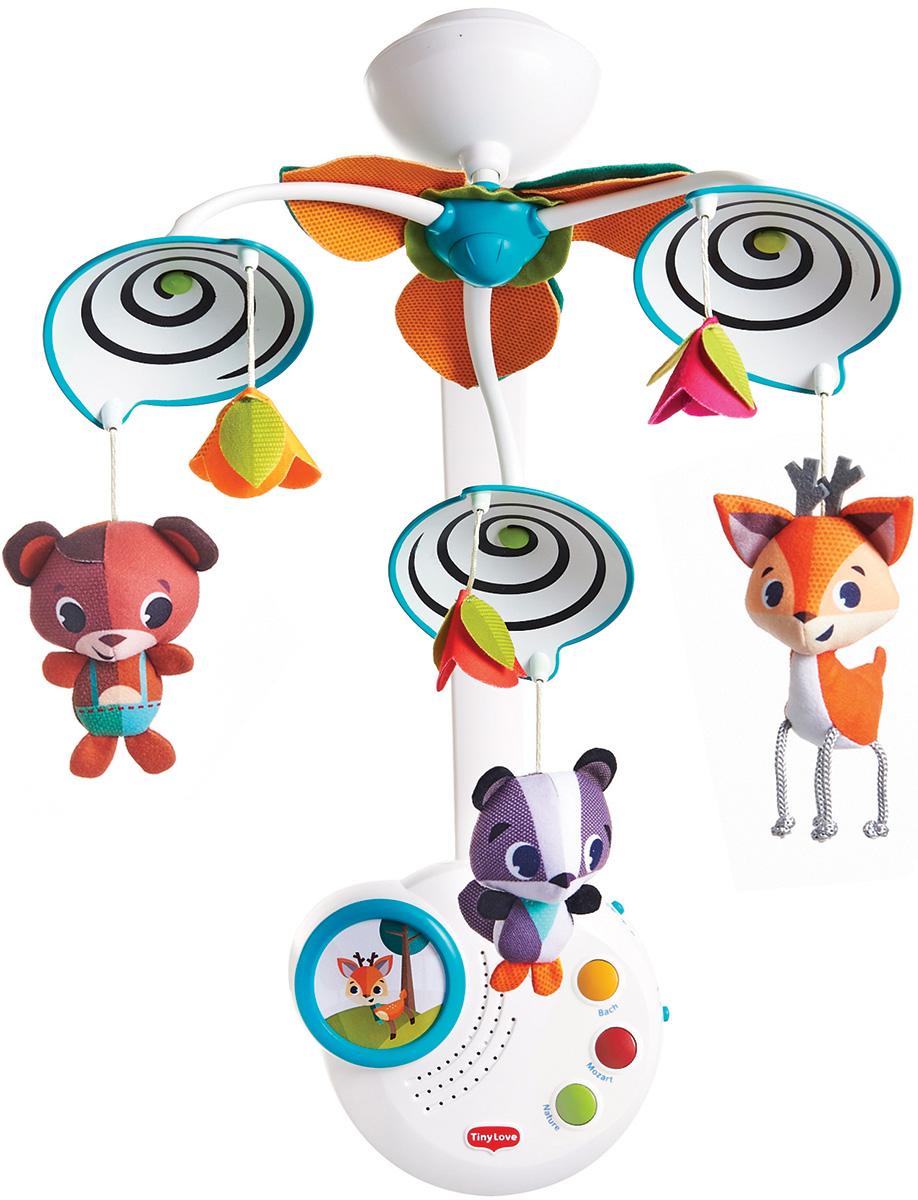 Tiny Love Классический мобиль Сказочный лес игрушка tiny love подвесная лес