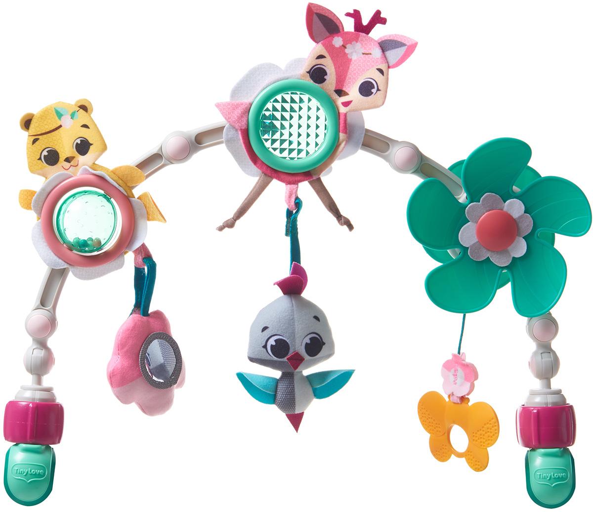 Tiny Love Развивающая дуга-трансформер Принцесса - Игрушки для малышей