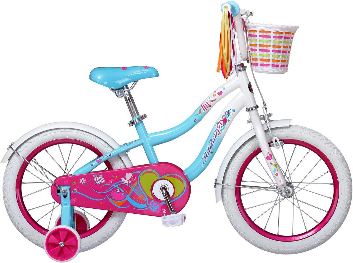 Велосипед детский Schwinn Iris, колесо 16