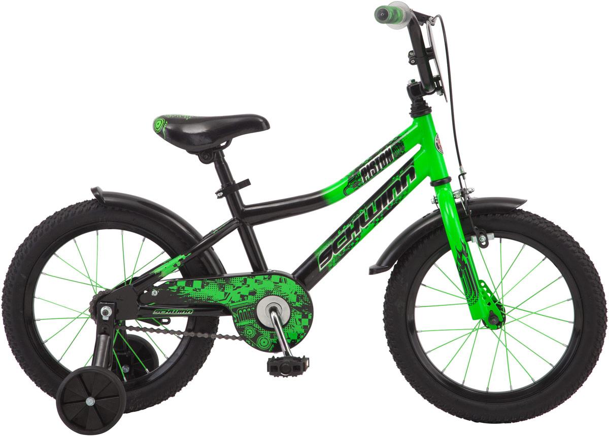 Велосипед детский Schwinn Piston, колесо 16 велосипед schwinn pixie 2016
