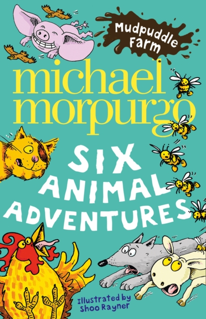 Mudpuddle Farm: Six Animal Adventures dk readers l1 a day at greenhill farm