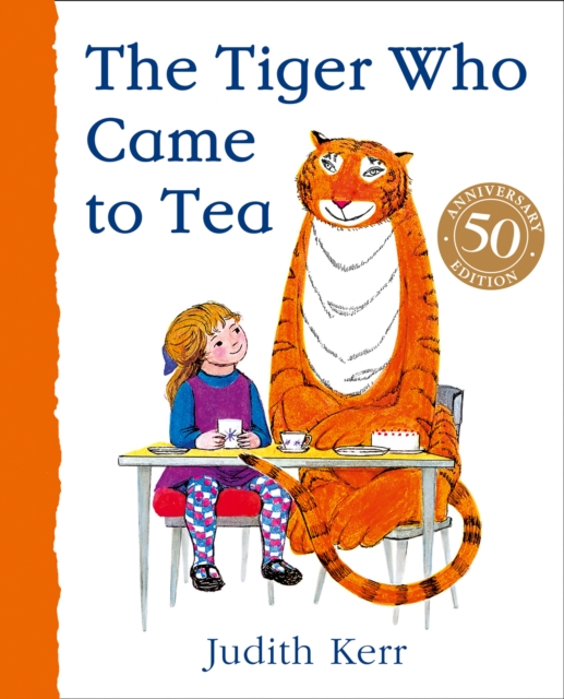 The Tiger Who Came to Tea christmas board book