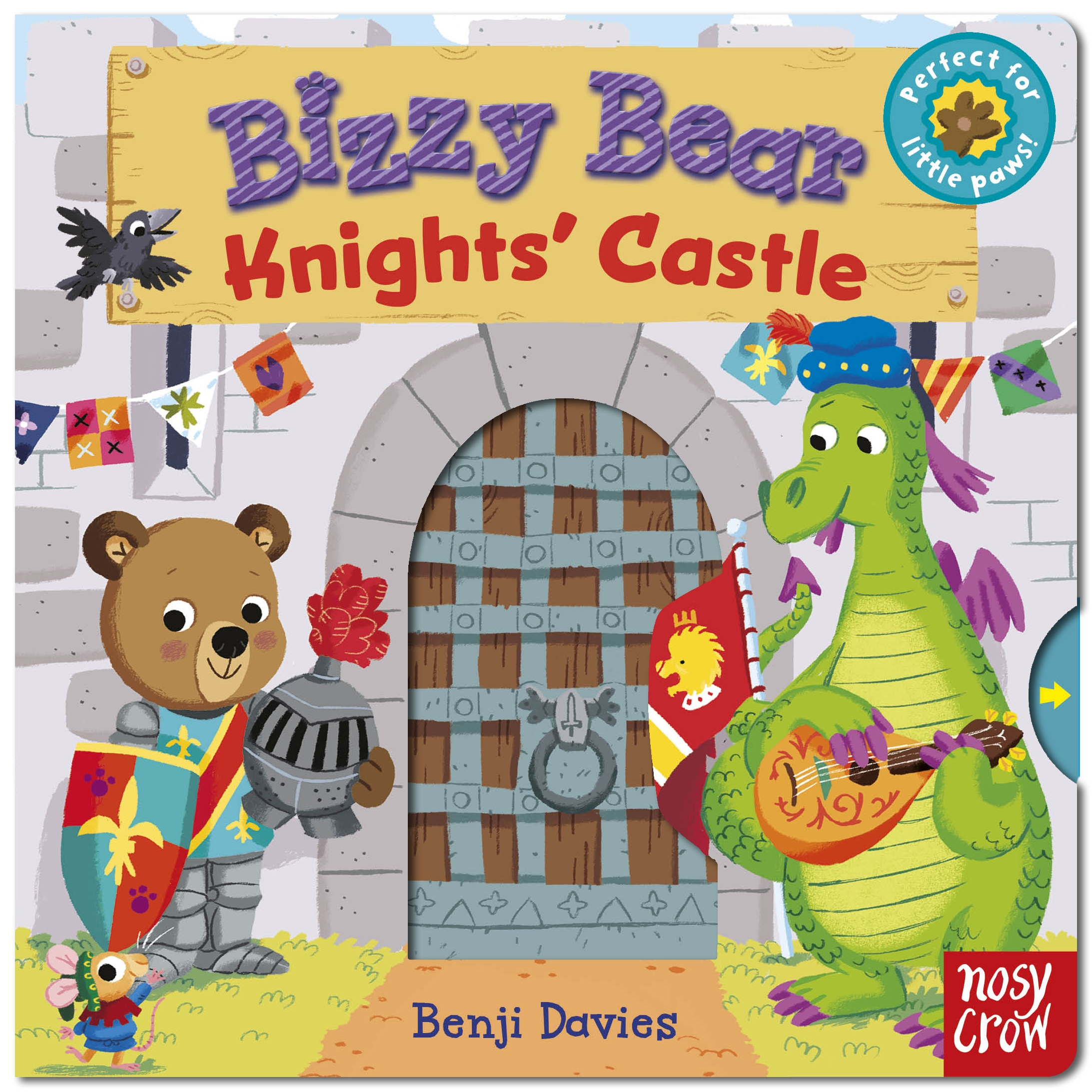 Bizzy Bear: Knights' Castle tuesdays at the castle