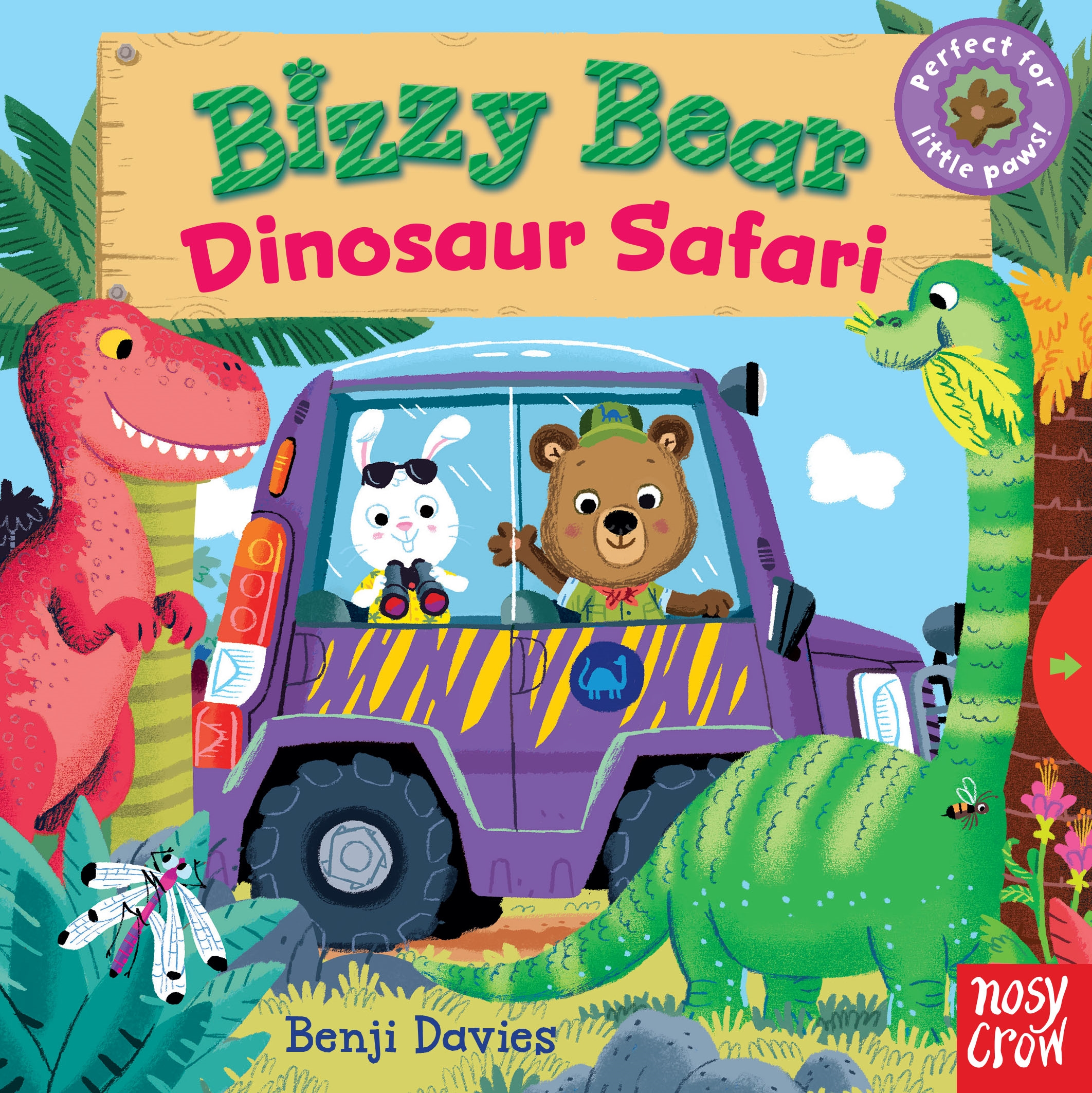 Bizzy Bear: Dinosaur Safari dinosaur jr dinosaur jr i bet on sky