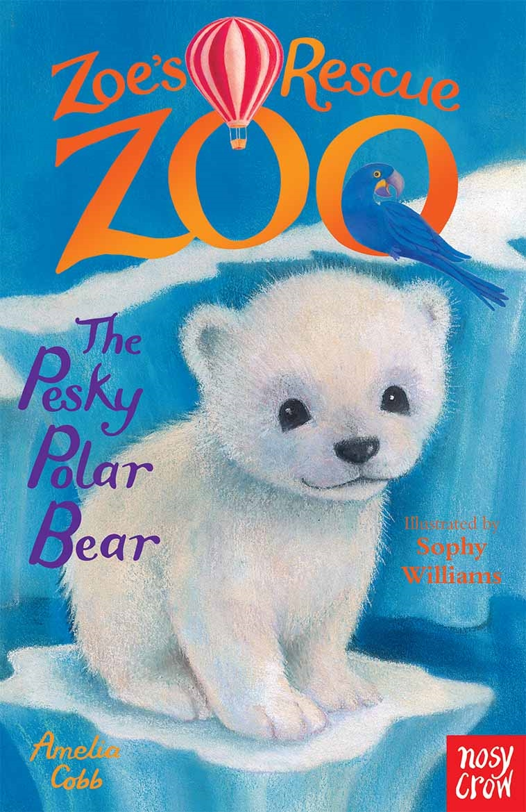 Zoe's Rescue Zoo: The Pesky Polar Bear zoe s rescue zoo the happy hippo