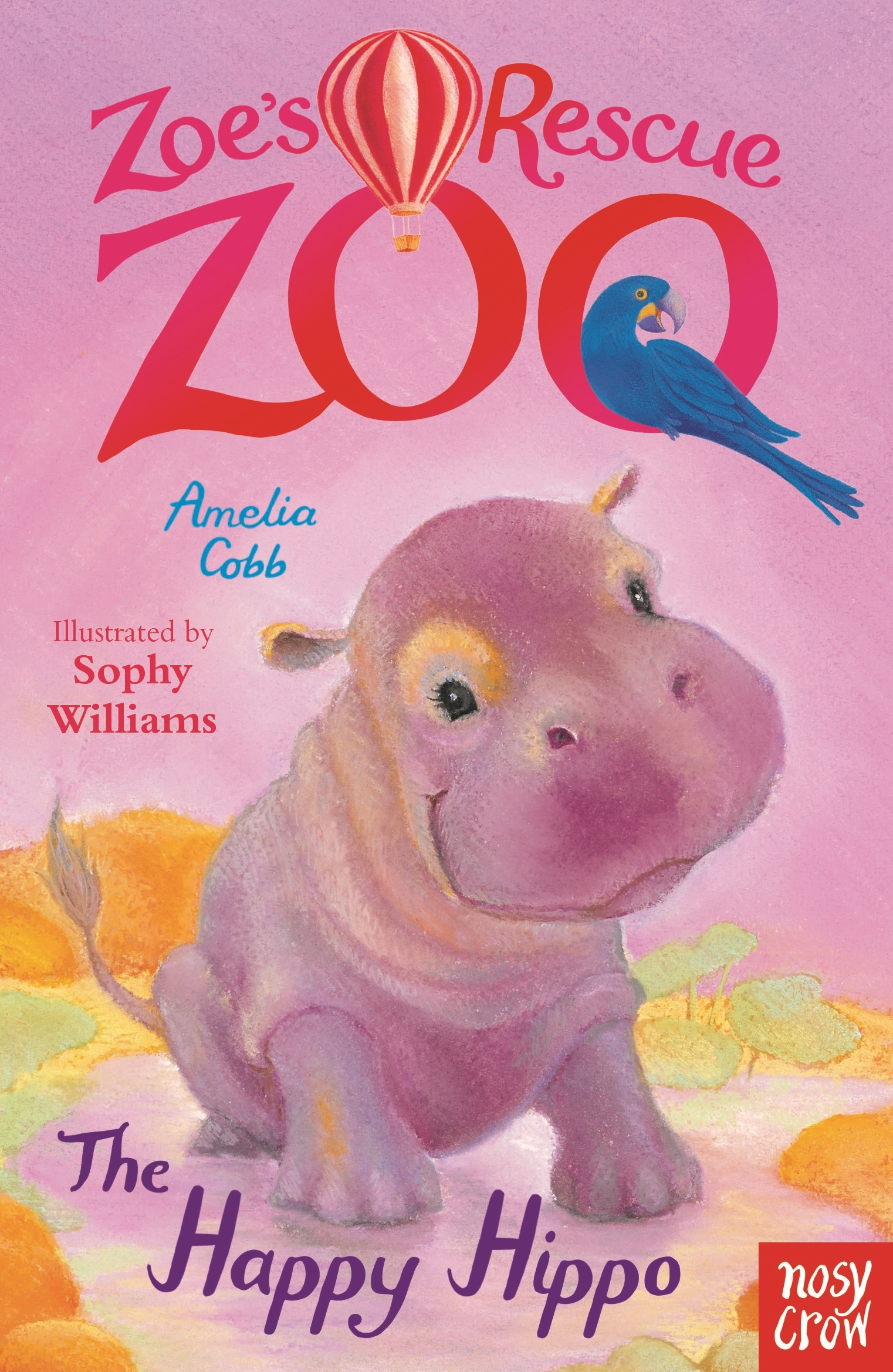 Zoe's Rescue Zoo: The Happy Hippo zoe s rescue zoo the happy hippo