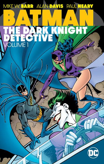 Batman: The Dark Knight Detective Vol. 1 batman gordon of gotham