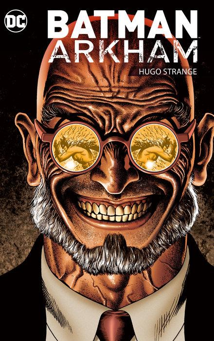 Batman Arkham: Hugo Strange hugo the billionaire of french literature