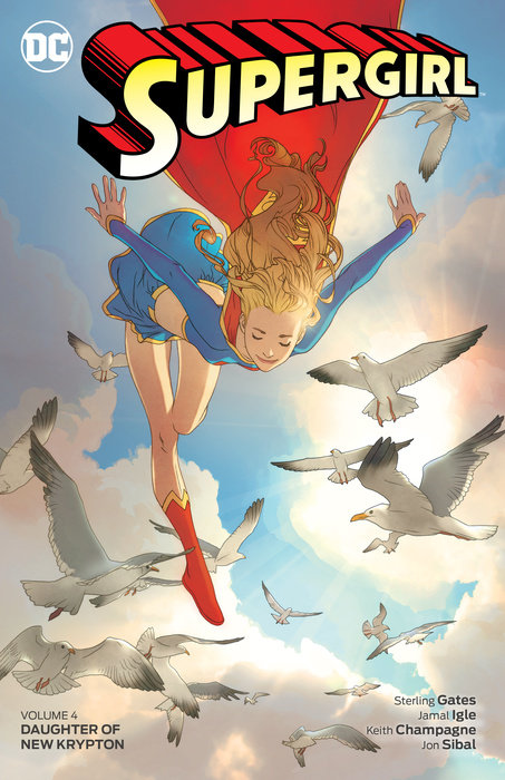 Supergirl Vol. 4: Daughter of New Krypton supergirl book two