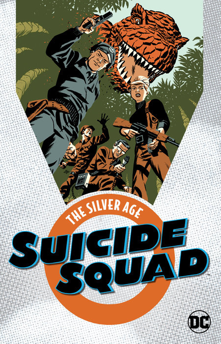 Suicide Squad: The Silver Age monsters of folk monsters of folk monsters of folk