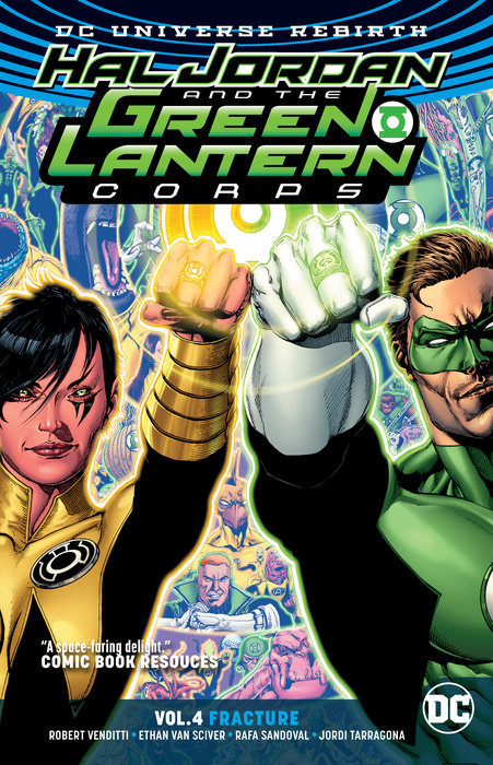 Hal Jordan and the Green Lantern Corps Vol. 4: Fracture (Rebirth) gl tales of sinestro corps