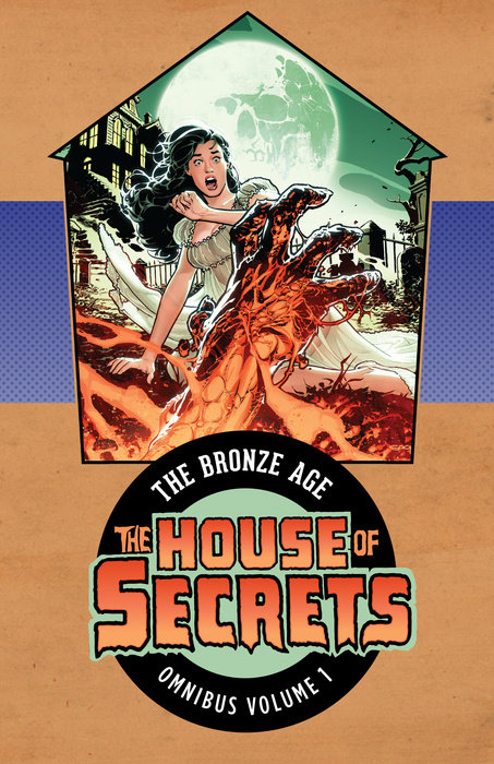House of Secrets: The Bronze Age Omnibus Vol. 1 karin kukkonen studying comics and graphic novels