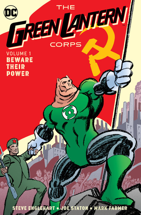 Green Lantern Corps: Beware Their Power Vol. 1 green lantern vol 3 the end the new 52