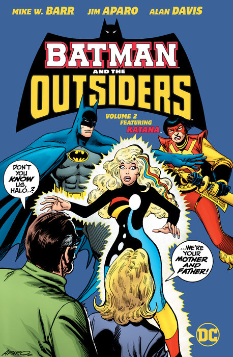 Batman and the Outsiders Vol. 2 dan didio the outsiders the road to hell