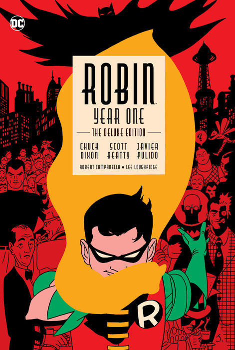 Robin: Year One Deluxe Edition just one year