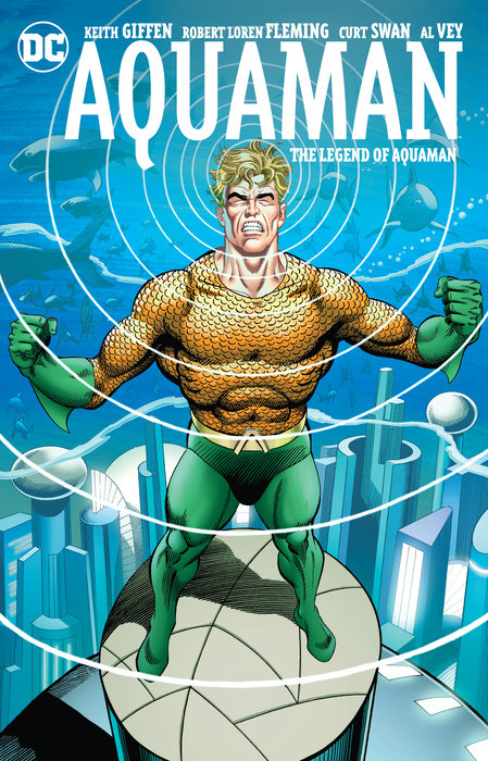 Aquaman: The Legend of Aquaman patrick p the curious charms of arthur pepper