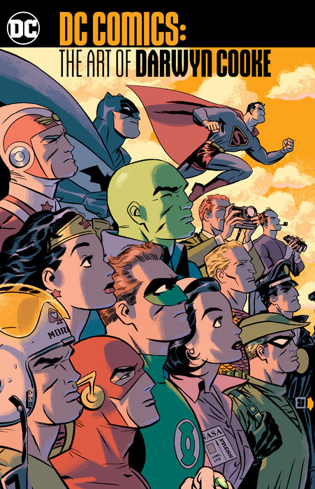 DC Comics: The Art of Darwyn Cooke cover run the dc comics art of adam hughes